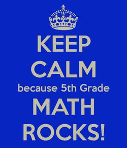 Math - Mrs  Leung's Class